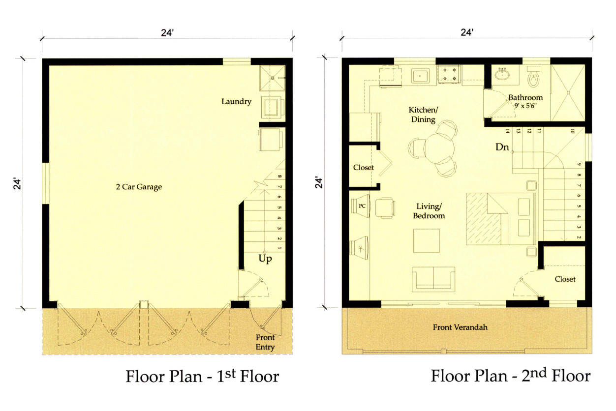 Belize real estate at progresso heights ginger for Gingerbread house floor plans